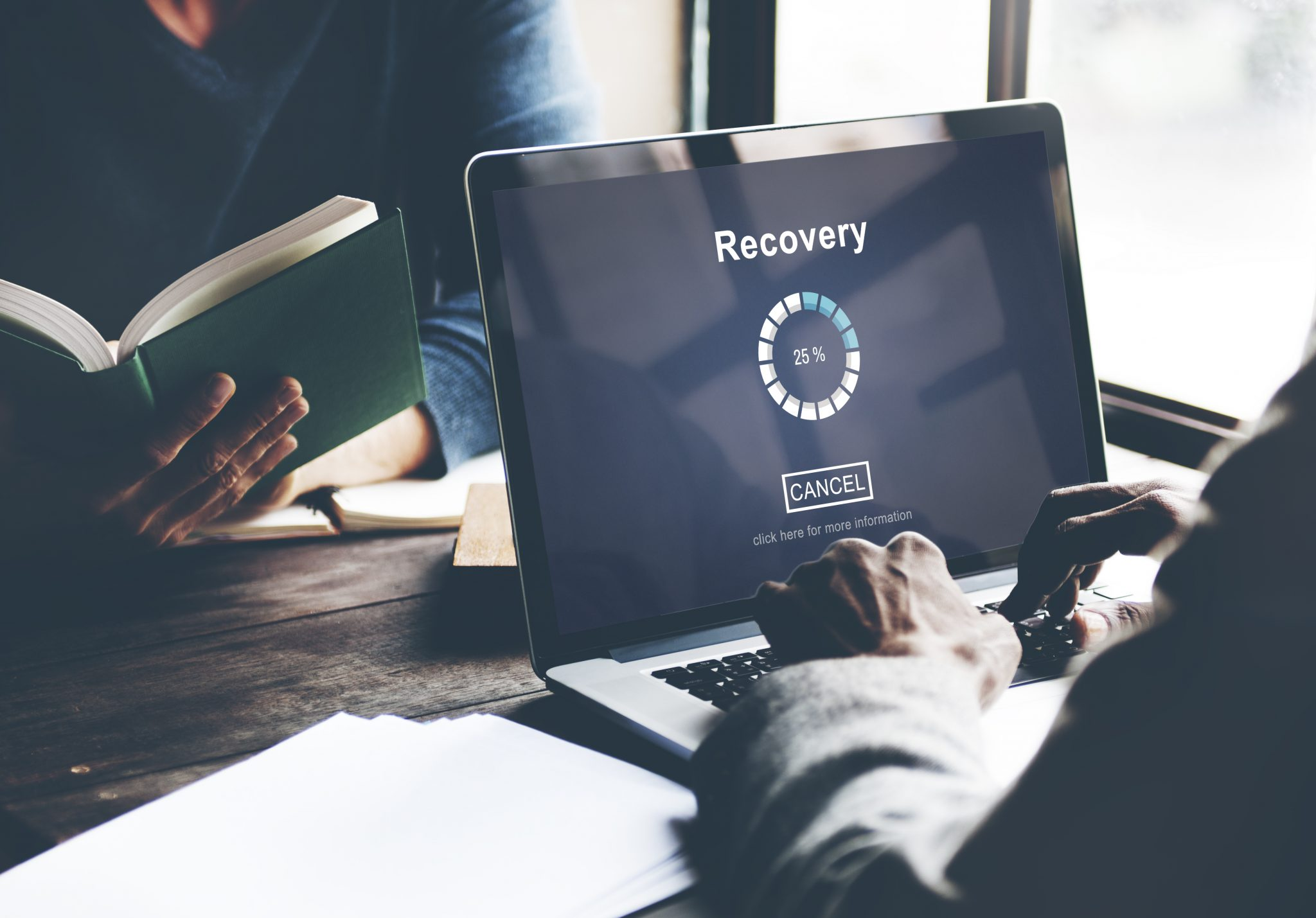 Data Recovery Tips for the Workplace