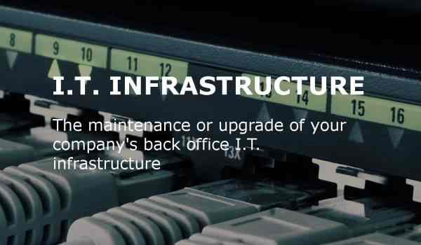 I.T. Infrastructure