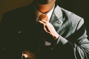 businessman internal employee data breach